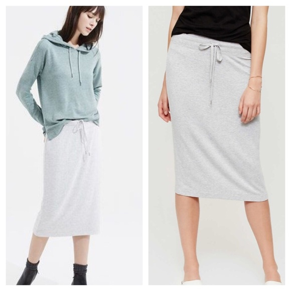 7645f6505933 Lou & Grey Dresses & Skirts - Lou & Grey Signature Soft Jogger Jersey ...